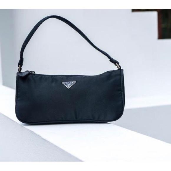 43cb05948151 Prada nylon Tessuto mini bag